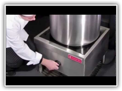 CookTek MSP Induction Stock Pot Range
